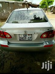 Toyota Corolla 2.0 d-4d exclusive 2009 Silver | Cars for sale in Ashanti, Obuasi Municipal