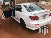 Toyota Corolla 2000 White | Cars for sale in Eastern Region, Kwahu North