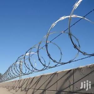 Barb Wire Security Fencing