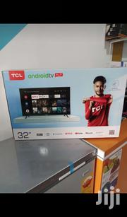 "TCL 32"" Smart Android Satellite LED TV 