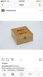 Customize Your Wooden Packaging Boxes | Arts & Crafts for sale in Eastern Region, Asuogyaman