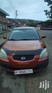 Kia Rio 2009 1.5 LS Automatic Brown | Cars for sale in Greater Accra, Accra new Town