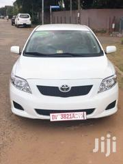 Toyota Corolla 2010 White   Cars for sale in Greater Accra, Achimota