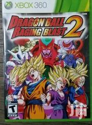 Dragon Ball Raging Blast 2-xbox 360 Rare Collectors Item Game | Video Games for sale in Greater Accra, Adenta Municipal