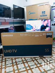 "2018 SAMSUNG 55"" Smart Satellite 4k Tv 