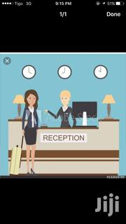 Receptionist | Hotel Jobs for sale in Greater Accra, Achimota