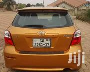 Toyota Matrix 2010 Gold | Cars for sale in Greater Accra, Alajo