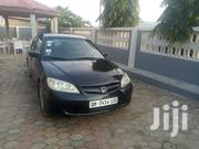Honda Civic 2004 1.6i LS Automatic Black | Cars for sale in Eastern Region, New-Juaben Municipal