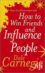 How to Win Friends and Influence People | Books & Games for sale in Greater Accra, Abossey Okai