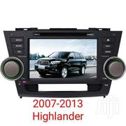 Toyota Highlander Audio Video Multimedia | Vehicle Parts & Accessories for sale in Greater Accra, South Labadi