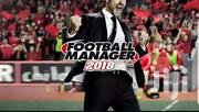 Football Manager 2018 PC Full | Laptops & Computers for sale in Greater Accra, Roman Ridge