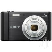 Sony W800 20.1MP Camera +Case | Photo & Video Cameras for sale in Greater Accra, Kokomlemle