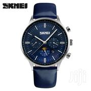 SKMEI 9117 Quartz Fashion Water Proof Watch BLUE | Watches for sale in Greater Accra, Abelemkpe
