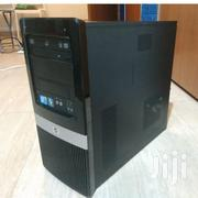 HP Core 2 Duo Desktop Pc Windows 10 PC Fast Runing 250 Gb hdd 4 Gb Ram | Computer Software for sale in Greater Accra, Dansoman