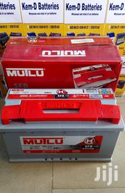 17 Plates Mutlu Battery + Free Delivery | Vehicle Parts & Accessories for sale in Greater Accra, North Kaneshie