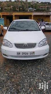 Toyota Corolla 2006 White | Cars for sale in Greater Accra, Dansoman