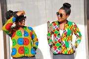 African Print Varsity Jackets. | Clothing for sale in Greater Accra, Achimota