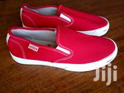 Easy Red Sneakers | Shoes for sale in Greater Accra, South Labadi