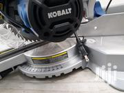 Kobalt 7-1/4-in Sliding Compound Miter Saw (USA) | Electrical Tools for sale in Greater Accra, Adenta Municipal
