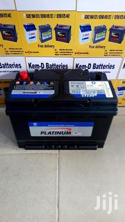 15 Plates Platinum Car Battery + Free Deliver/Toyota Kia Hyundai Cars   Vehicle Parts & Accessories for sale in Greater Accra, North Kaneshie
