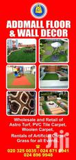 Quality Artificial Carpet Grass For Sale/Rent | Garden for sale in Adenta Municipal, Greater Accra, Nigeria