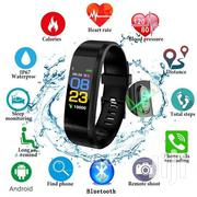 Smart Watch And Blood Pressure Monitor | Accessories for Mobile Phones & Tablets for sale in Greater Accra, Ga East Municipal