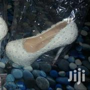 Ladies Lace Shoes With Pearls | Shoes for sale in Ashanti, Kumasi Metropolitan