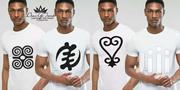Adinkra T-shirt | Clothing for sale in Greater Accra, Ga East Municipal