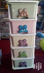 Baby Plastic Drawers | Children's Furniture for sale in Greater Accra, Ga East Municipal