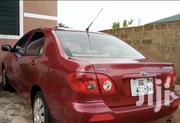Toyota Corolla 2007 1.6 VVT-i Red | Cars for sale in Brong Ahafo, Pru