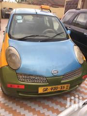 Nissan March 2005 Blue | Cars for sale in Greater Accra, Ga South Municipal