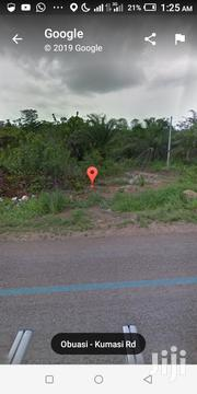 Land for Sale on the Kumasi-Obuasi Road | Land & Plots For Sale for sale in Ashanti, Amansie Central