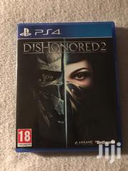 Dishonored 2 PS4 | Video Games for sale in Greater Accra, Adenta Municipal