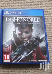 Dishonored Death Of The Outsider PS4 | Video Games for sale in Greater Accra, Adenta Municipal