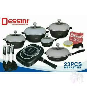 22pcs Cookware Set
