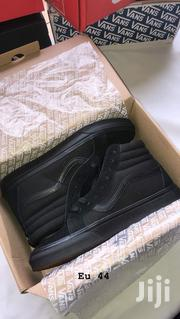 Old School Vans Triple Black | Shoes for sale in Greater Accra, Airport Residential Area