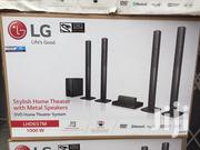 Clear Sound LG 1000 Watts 5.1 Ch Metallic Home Theatre System | Audio & Music Equipment for sale in Greater Accra, Asylum Down