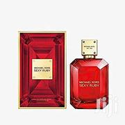 Sexy Ruby by Michael Kors Perfume Women | Brand New | Fragrance for sale in Greater Accra, Kanda Estate