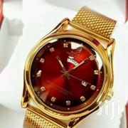 Red Dial Rolex Gold Mesh | Watches for sale in Ashanti, Kumasi Metropolitan
