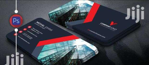 Business Cards Designs in Achimota - Computer & IT Services