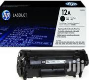 HP 12A Black Laserjet Toner Cartridge | Computer Accessories  for sale in Greater Accra, Tema Metropolitan