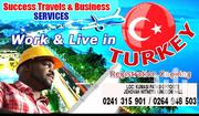 Work And Live In Turkey | Other Jobs for sale in Ashanti, Kumasi Metropolitan