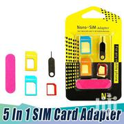 2 Nano SIM Card to Micro Standard Adapter | Computer Accessories  for sale in Greater Accra, Dansoman