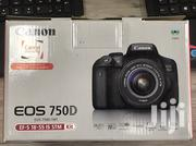 Canon Eos 750d | Cameras, Video Cameras & Accessories for sale in Greater Accra, Osu
