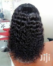 12 Inches Jery Curls Wig Cap | Hair Beauty for sale in Greater Accra, Kwashieman