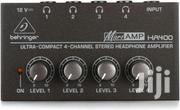 Beringer Preamplify 4 Channel | Audio & Music Equipment for sale in Greater Accra, Nungua East