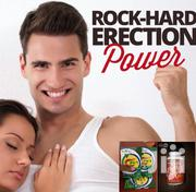 Rock Hard Erection | Sexual Wellness for sale in Greater Accra, Bubuashie