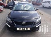 Toyota Corolla 2012 Black | Cars for sale in Brong Ahafo, Kintampo North Municipal
