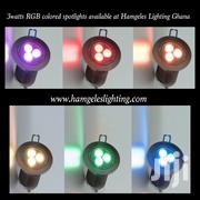 3watts LED RGB Spotlights at Hamgeles Lighting Ghana | Home Accessories for sale in Greater Accra, Airport Residential Area