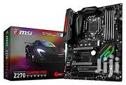 MSI Z270 Gaming Pro Light RGB ATX Motherboard | Computer Hardware for sale in Greater Accra, Kanda Estate